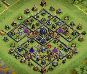 BASE FOR TH9