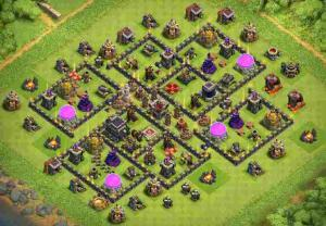 Th 9 solid base