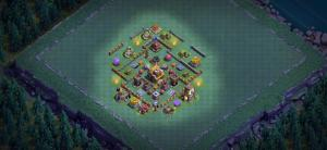 Anti 2 star bh5 base