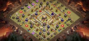 Best Ring base for trophy push and clan wars