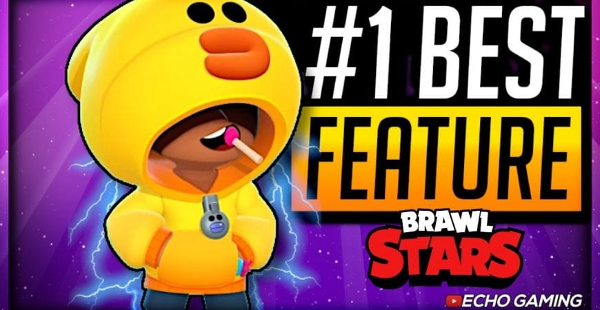 This is the BEST Feature in Brawl Stars by ECHO Gaming