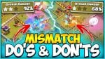 Every TH10 Must Learn How to Deal with a MisMatch! How to Attack TH11 as a TH10 CWL | Clash of Clans by Kenny Jo