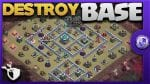 3 Star this [TH13] Popular Base | Miner Hog Hybrid Attack Strategy In Clash Of Clans by Scrappy Academy