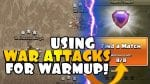 WAR ATTACKS TO WARM UP FOR LEGEND LEAGUE! Best Legend League Attack Strategy in Clash of Clans by Clash with Eric – OneHive