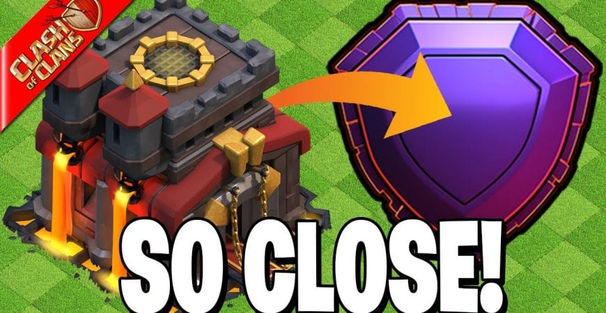 CLOSING IN ON LEGENDS WITH THESE HUGE TROPHIES! by Clash Bashing!!