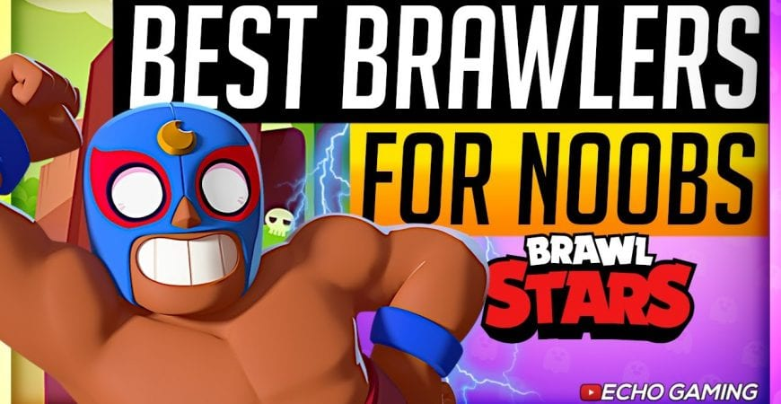 Best Brawlers for NEW players in Brawl Stars by ECHO Gaming