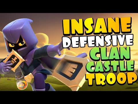 HEADHUNTERS ARE INSANE ON DEFENSE! CWL eSports | Best Clan Castle Defense Troops in Clash of Clans by Clash with Eric – OneHive