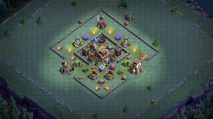 BEST Builder Hall 5 Base