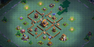 Bh4 best base for trophy