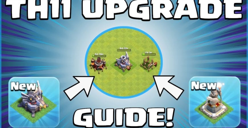 TH11 UPGRADE GUIDE 2020! Prioritise IMPORTANT Upgrades With These Tips – Clash of Clans by Sir Moose Gaming