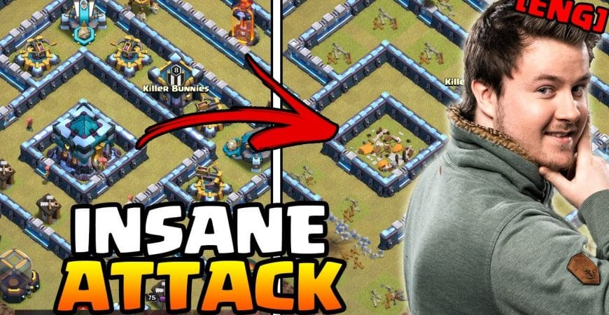 INSANE CWL Attack | Exploit Weaknesses of Bases | #clash of clans by iTzu [ENG] – Clash of Clans