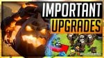 If you attack by air UPGRADE THESE NOW town hall 9 by ECHO Gaming