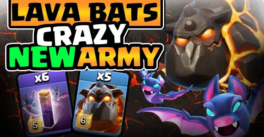 CRAZY NEW TH13 STRATEGY! BEST Th13 war attack strategy by @DejaVuGamingCoC