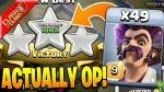 3 STARRING IN WAR WITH 49 PARTY WIZARDS!! *OP* – Clash of Clans by Clash Bashing!!