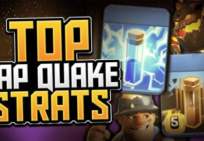TOP TH11 Zap Quake Strategies | BEST TH11 Attack Strategies in Clash of Clans by CorruptYT