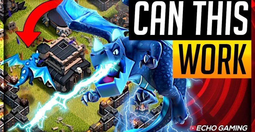 This Offensive Clan Castle has potential by ECHO Gaming