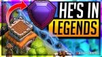 How the heck do Town Hall 8's get to Legends League by ECHO Gaming