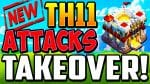 THESE NEW ATTACKS JUST TOOK OVER TH11 & CLASH OF CLANS! Best New Attack Strategies in 2020 | COC by Clash With Cory