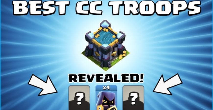 BEST TH13 CC TROOPS (UPDATED) – TOP Town Hall 13 Clan Castle Troops for DEFENSE! – Clash of Clans by Sir Moose Gaming