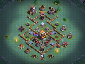 Bh5 Anti Giant/Barb Base