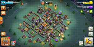 Survive almost every attack, anti 3 star base