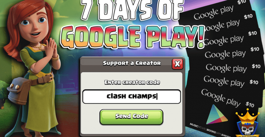 Gold Pass Giveaway! 7 Days of Google Play!