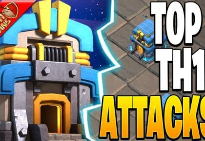 TOP 5 TH12 ATTACKS FOR CWL!! – Clash of Clans by Clash Bashing!!