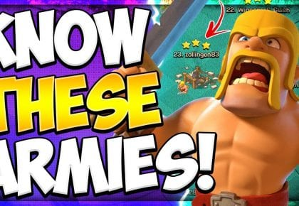 3 Proven Strategies for CWL Success! TH11 3 Star Armies for Clan War Leagues in Clash of Clans by Kenny Jo