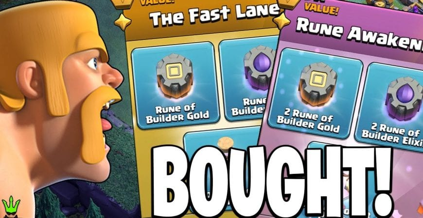 GOING ON A SPENDING SPREE…..in the BUILDER'S BASE! – Clash of Clans by Clash Bashing!!