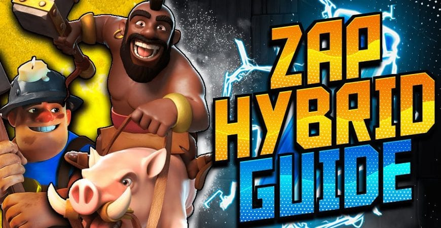 TH11 Zap Hybrid – Ultimate Breakdown Guide | Clash of Clans by CorruptYT