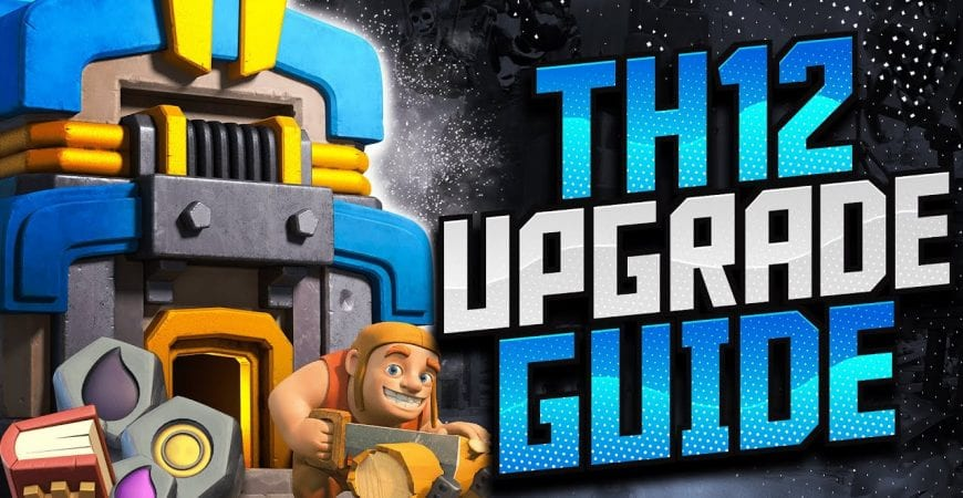 New To TH12 Upgrade Priority Guide! How to Max Town Hall 12 in Clash of Clans by CorruptYT
