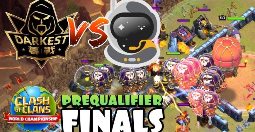 ONE CHANCE… EVERYTHING ON THE LINE! Clash of Clans World Championship Prequalifier FINALS! by Clash with Eric – OneHive
