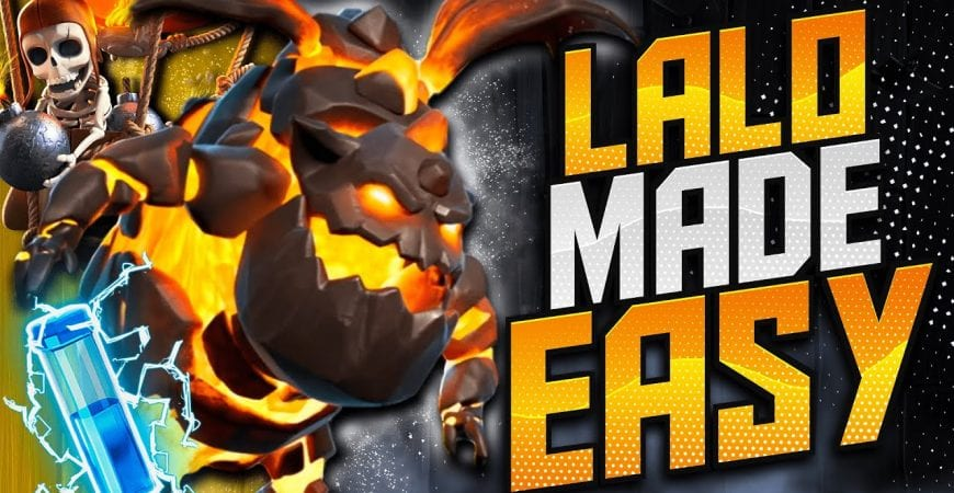ZapQuake LavaLoon Explained – How to 3 Star with TH11 Zap Lalo in Clash of Clans by CorruptYT