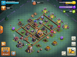 Very effective anti 3 star Builder base