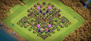 Th10(9.75) without inferno tower base