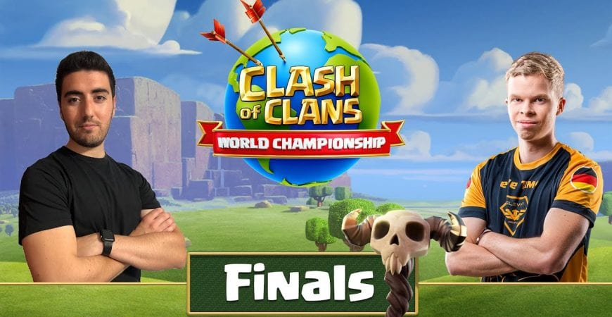 World Championship #3 Qualifier FINALS – Clash of Clans by Clash of Clans