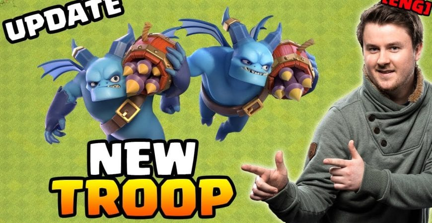 Super Minion EXPLAINED – This is How to Use the NEW Super Troop   #clashofclans by iTzu [ENG] – Clash of Clans