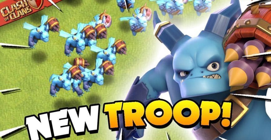 Super Minion Explained! New Troop for Clash of Clans Update! by Judo Sloth Gaming
