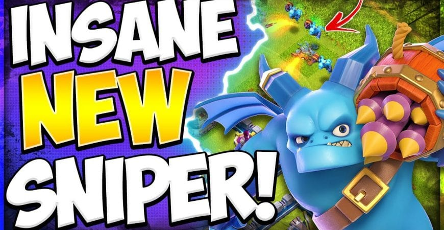 Long Shot Defenses with Super Minion! Clash of Clans Fall 2020 Update Information   Sneak Peek 4 by Kenny Jo
