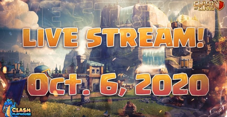 Live attacks CWL/Legend/Farming Town hall 7-13 | Clash of Clans by Clash Playhouse