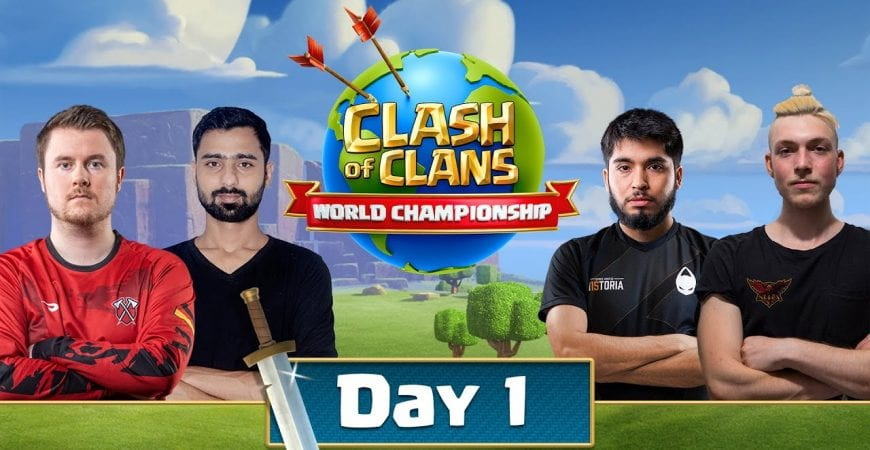 World Championship #4 Qualifier Day 1 – Clash Of Clans by Clash of Clans