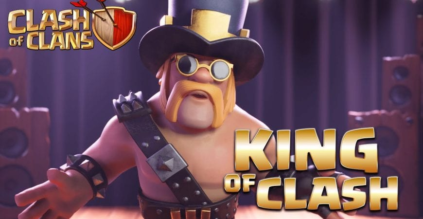 King of Clash Trivia Show Feat. Party King! (Clash of Clans) by Clash of Clans