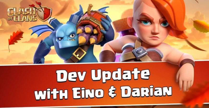 Clash of Clans Dev Update (Autumn Update 2020) by Clash of Clans