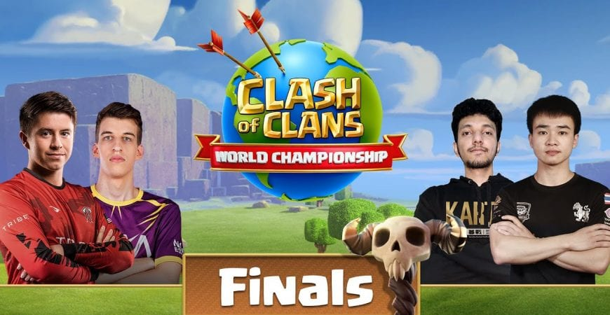 World Championship #5 Qualifier FINALS – Clash of Clans by Clash of Clans