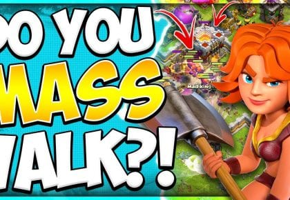 Why Are Valks Not Used at TH11 Anymore?! Easy Mass Valkyrie TH11 Attack Strategy in Clash of Clans by Kenny Jo