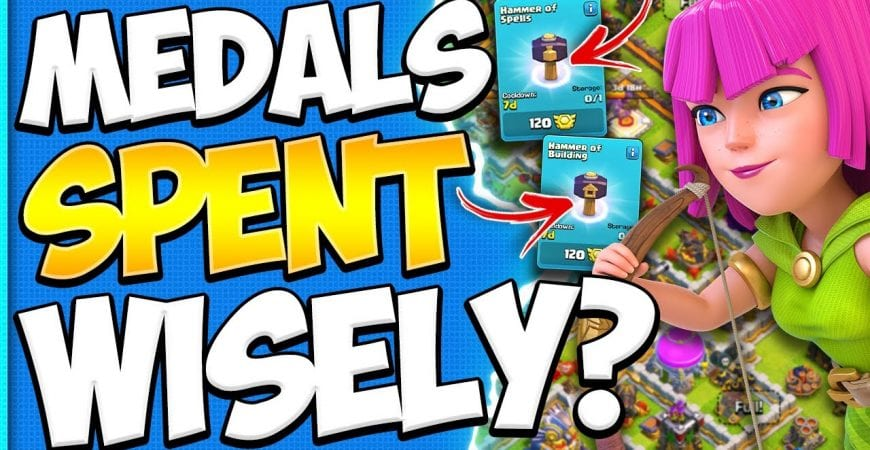 League Medals Fix Laboratory Mistakes! How to Plan Upgrades for Fast Upgrading in Clash of Clans by Kenny Jo