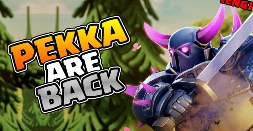 NEW Pekka Smash Stretegy for Townhall 13 | Pekka Guide for TH 13 | #clashofclans by iTzu [ENG] – Clash of Clans