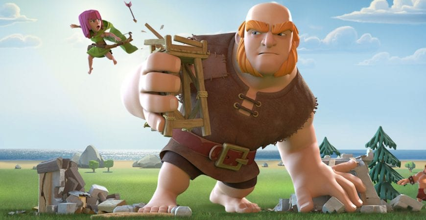 Balance Changes – Autumn Update! – Clash of Clans
