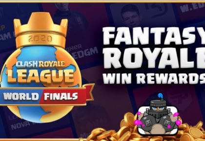Fantasy Royale – 2020 CRL World Finals! by Clash Royale
