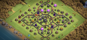 Overpowered LEGEND push th9